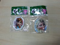 Wholesale New Frozen Princess Anna Elsa children Pencil Erasers cartoon eraser mix colors student Learning stationery set christmas gift