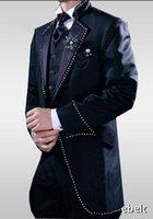 Cheap Men man suits for prom Best Blazer Lapel Neck bridesmaid dresses