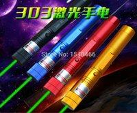 Cheap Overseas1988-4pcs Green laser pointer 20000mw 532nm green laser pointer focusable laser pointer torch with key lock +free shipping