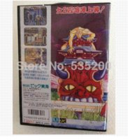 Wholesale Sega games card Battle Mania with box and manual for Sega MegaDrive Video Game Console bit MD card