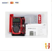 auto ohms - UNI T UT10A LCD Digital Multimeter AC DC Volt Ohm Capacitance AUTO RANGE