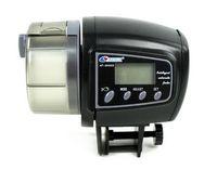 Wholesale 5pcs Timer Manual AF D Automatic Auto Fish Food Feeder Feeding Adjustment For Aquarim Tank Black With Digital LCD Screen Internal Clock