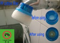 Wholesale PPF cotton water purifiers to use tap water kitchen bathroom toilet faucet filter tap water purifier