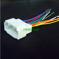 aftermarket audio - ccessories Cables Adapters Sockets Car Audio Stereo Wiring Harness For HONDA ACURA ACCORD CIVIC CRV Install Aftermarket Stereo J h