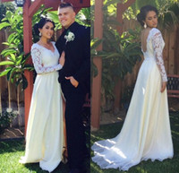 Cheap Long Beige Prom Dresses Lace | Free Shipping Long Beige Prom ...