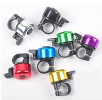 Wholesale Newest Mini Cycling Metal Ring Handlebar Bell Horn Loud Sound Alarm Bike Bicycle Sports Handlebar Bell Horn