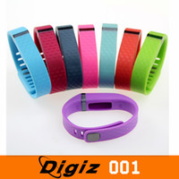 Wholesale 9 Colors D Three dimensional pattern In Stock LARGE L Small S Replacement Wrist Band w Clasp Fitbit Flex Bracelet No Tracker