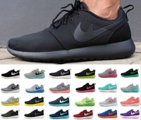 Wholesale colors men and women new roshe run sports shoes top quality London Olympic running shoes size sale