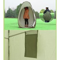 beach changing tent - New Toilet Shower Changing Beach Camping Tent Single Room Portable Pop Up Private Travel Tent