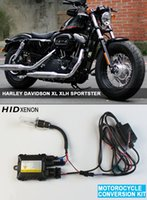 Wholesale 35w k Xenon Motorcycle HID Headlight Kit For Harley Sportster