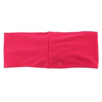 Wholesale fashion Spandex Spandex Chair Back Supplies Wedding Party Sash Band with Buckle Deco chair cover Red