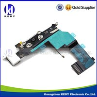 Wholesale For iphone S Dock Connector Charging Charger Port Flex Cable Ribbon Replacement For iphone S