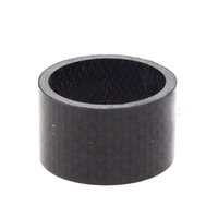 Wholesale ROCKBROS MTB Mountain Bike Road Bike Carbon Spacer quot mm Black Bicycle Accessories new