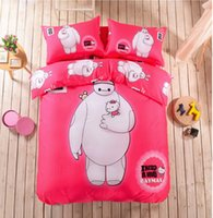 Cheap Bed In a Bag Best big hero bedding set