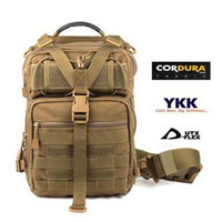 ykk waterproof zipper - ROGISI Outdoor sports Handbags Military Tactical Waterproof Messenger Bags Cordura Nylon YKK Zipper Size cm cm cm