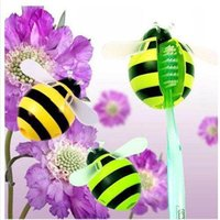 Wholesale Pieces New Bee Shaped Portable Toothbrush Holder