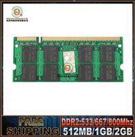 Wholesale Brand New Sealed DDR2 Mhz PC2 GB Laptop RAM Memory Lifetime warranty