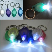 Cheap Mini Torch Key Chain Ring PK Keyring White LED Lights UV LED Light LED Bulbs Ton II Photon 2 Micro Light LED Keychain Flashlight Mini Light