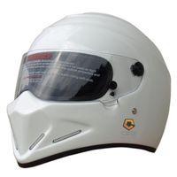 best atv helmets - Best Sales StarWars ATV helmet Safety Motorcycle Full Face Helmets FRP Racing Helmet Simpson same model ATV