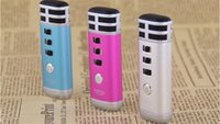 i9 - Teana i9 mm wired mini condenser microphone for iPhone androoid PC Tablets hk888