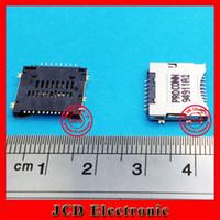 best socket holder - Best Price Mobile Phone SIM Card holder Card socket for Samsung Lenovo HTC ZTE KA