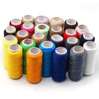Wholesale hot sale Colour Spools Finest Quality Sewing Tool All Purpose Pure Cotton Thread Reel