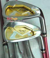 golf irons - New womens Golf Clubs BERES S Golf irons set Aw Sw irons clubs with golf graphite shafts golf headcovers