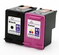 Wholesale 2piece Black Color Compatible Ink Cartridge for HP xl for HP DeskJet printer