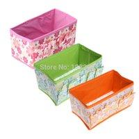 ao box - Hot sale Multi purpose Folding Cosmetic Make Up Storage Box AO P