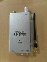 audio video products - 1 GHz Audio and Video wireless receiver mhz receiver finished product