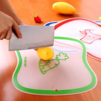 Wholesale Classified Resin Cutting Board Anti slip Kitchen Product Large Size anti bacterial anti slip for cooking