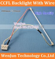 Wholesale High Quality inch mm x mm ccfl lamp professional lamp ccfl backlight with wire harness cable No welding CCFL LCD order lt no track