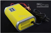 Wholesale smart car batter chargerfully automatic car battery charger v A battery charger rca cable lipo battery