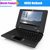 Wholesale 7 netbook VIA android with camera support skype MSN Sample