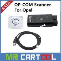 Wholesale 2015 Hot V1 OP COM CAN OBD2 Scanner for Opel Latest Version Op com Op Com Opcom auto diagostic tool