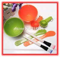 big mixing bowls - Big Promotion Holiday Sale in DIY Facial Mask Mixing Bowl Brush Spoon Tools Meter Makeup Tool Kit