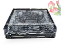 Wholesale The explosion models of strange new business gifts creative gift crystal crafts resin relief ashtray