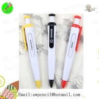 advertisment pens - Customized windows pen with roll part print advertisment LH P