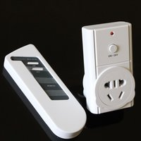 Wholesale wireless intelligent remote control switch socket learning and memory function high power v A W