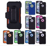 iphone 5c - Hybrid in Robot Case Heavy Duty Defender Case Cover Belt Clip holder Silicone Screen Film For iPhone c S s plus galaxy s5