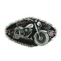 Wholesale Mens Western Live To Ride Metal Motorcycle Engine Belt Buckle harley