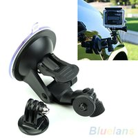 Wholesale Suction Cup With Tripod Adapter Camera Gopro Accessories For Gopro Hero JYJ