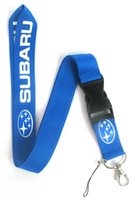 Lanyard automobile shipping - DHL men s car automobile Key lanyards for collection Auto mobile strap