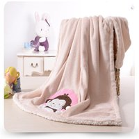 air free bedding set - Free shiping bedding set baby blankets air conditioning blanket newborn blanket colors size cm hot sale