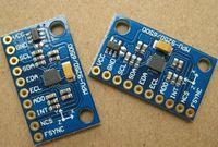 Wholesale F08402 MPU GY axis Sensor Module I2C SPI Communication