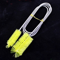 Wholesale 61 Tube Cleaning Brush Flexible Double Ended for Aquarium Filter Pump Pipe Hose