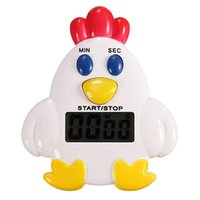 Wholesale NEW Product Digital Magnetic Electronic Kitchen Chicken Alarm Cooking Count Up Down Timer Clock