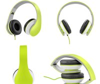 answers games - Green Game Headphones GL BH006 Foldable with HD Mic Answering A Call Degree Cover your Ear Super Bass Musci Anywhere With Retail Box