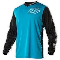 motocross gear - Troy Lee Designs TLD GP Hot Rod Jersey Dirt Bike MX Gear Midnight Bicycle Motocross Jerseys Blue Black JE46