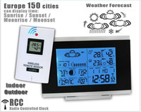 Cheap Wireless Weather Station Temperature Humidity Remote Sensor